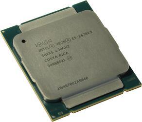 Серверный процессор Intel Xeon E5-2670 v3