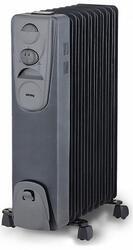 Масляный радиатор Korting KOH515H-MG черный