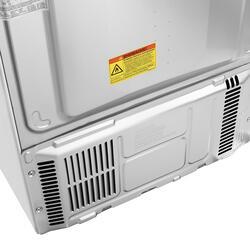 Холодильник с морозильником LG GA-B419SQQL белый