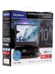Портативный видеоплеер Rolsen RPD-10D08D