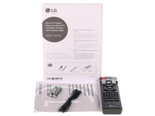 Минисистема LG CM4550