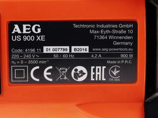 Ножовка электрическая AEG US 900 XE