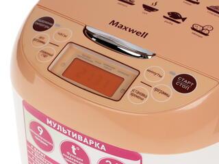 Мультиварка Maxwell MW-3801 белый