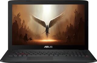 """15.6"""" Ноутбук ASUS ROG GL552VW-CN866T серый"""