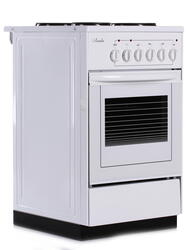 Электрическая плита ЛЫСЬВА ЭП401СТ белый
