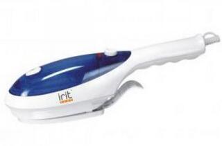Пароочиститель Irit IR-2304 белый
