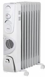 Масляный радиатор Korting KOH520FH-LG белый