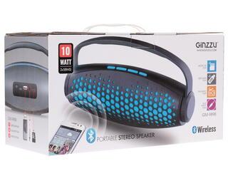 Портативная аудиосистема GINZZU GM-989B