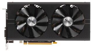 Видеокарта Sapphire AMD Radeon RX 480 NITRO+ OC [11260-01-20G]