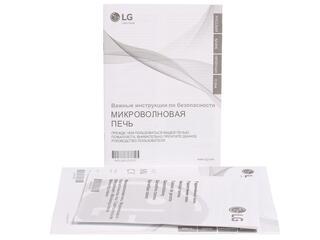 Микроволновая печь LG MH6043HAR серебристый