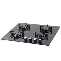 Газовая варочная поверхность Pyramida PFG 646 BLACK
