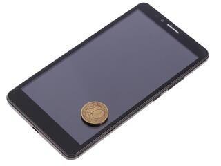 """6"""" Смартфон Ginzzu ST6040 8 Гб серый"""