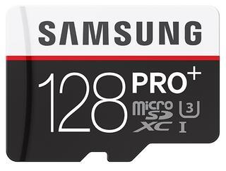 Карта памяти Samsung PRO Plus microSDXC 128 Гб