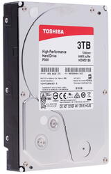 3 ТБ Жесткий диск Toshiba P300 [HDWD130UZSVA]