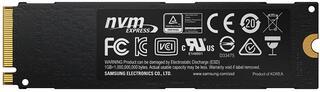500 ГБ SSD M.2 накопитель Samsung 960 EVO [MZ-V6E500BW]