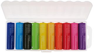 Батарейка Rainbow