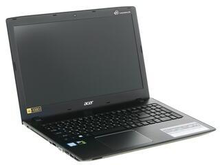 "15.6"" Ноутбук Acer Aspire E5-575G-71H4 черный"