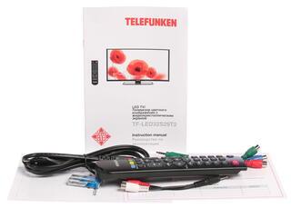 """31.5"""" (80 см)  LED-телевизор Telefunken TF-LED32S29T2 черный"""