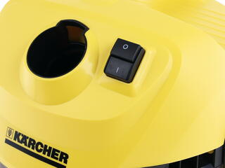 Строительный пылесос Karcher WD 2