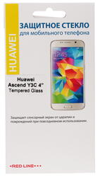 "4"" Защитное стекло для смартфона Huawei Ascend Y3C"