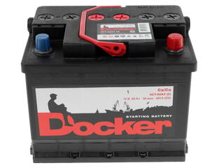 Автомобильный аккумулятор DOCKER 6ст-60 VLR