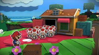 Игра для 3DS Paper Mario Colour Splash