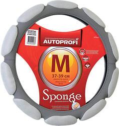 Оплетка на руль AUTOPROFI SP-9030 серый