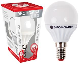 Лампа светодиодная Экономка LED 3W GL E1445
