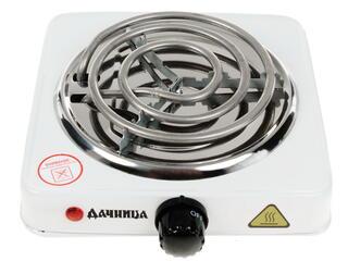 Плитка электрическая Дачница ЭЛП-801 белый