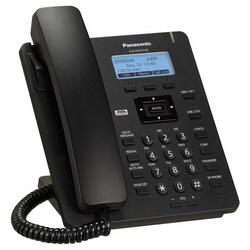 IP-телефон PANASONIC KX-HDV130RUB черный
