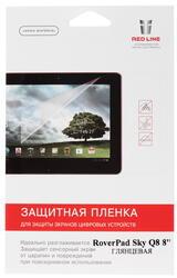 Пленка защитная для планшета RoverPad Sky Q8