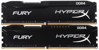 Оперативная память Kingston HyperX FURY [HX426C15FBK2/16] 16 Гб