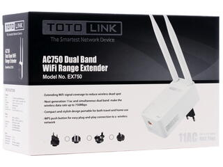 Точка доступа TOTOLINK EX750