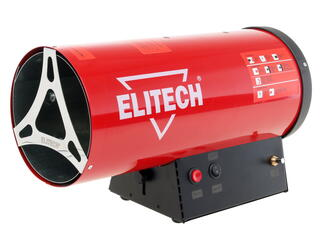 Тепловая пушка газовая Elitech ТП 10ГБ