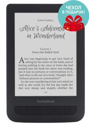 6'' Электронная книга PocketBook 625 черный