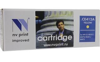 Картридж лазерный NV Print CE412A