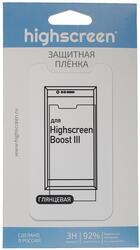 "5""  Пленка защитная для смартфона Boost 3"