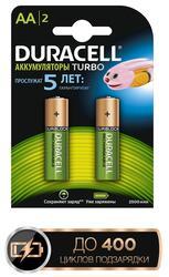 Аккумулятор Duracell HR6-2BL 2400 мАч