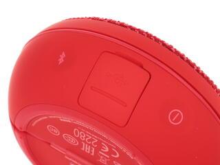 Портативная колонка JBL Clip 2 красный