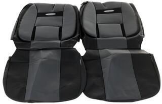 Чехлы на сиденья AUTOPROFI COMFORT TRS/COM-001G