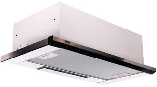 Вытяжка полновстраиваемая KRONAsteel KAMILLA Slim 600 inox серебристый