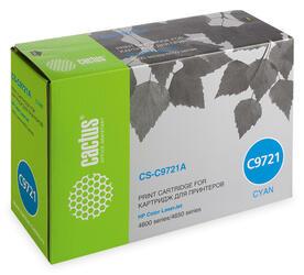 Картридж лазерный Cactus CS-C9721A