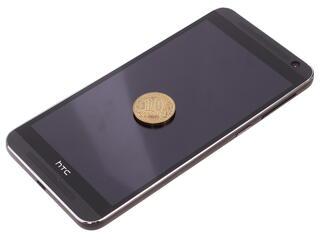 "5.5"" Смартфон HTC One E9+ DS 32 ГБ черный"