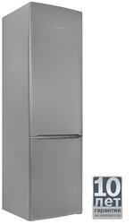 Холодильник с морозильником BOSCH KGV39VL23R серебристый