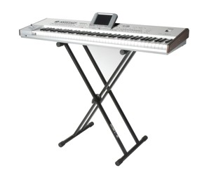 Клавишная стойка QUIK LOK T20 BK