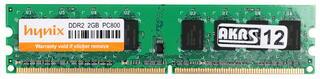 Оперативная память Hynix [HY5PS2G831CFP-S6C] 3RD 2 Гб