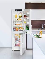 Холодильник с морозильником Liebherr C 3525 белый