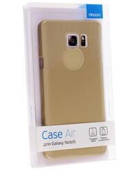 Накладка + защитная пленка  Deppa для смартфона Samsung Galaxy Note 5