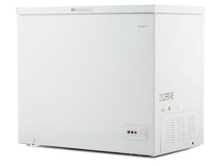Морозильный ларь DEXP СF249D белый