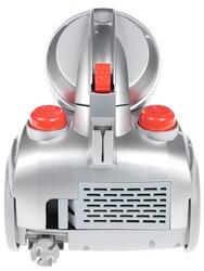 Пылесос Mystery MVC-1121 серебристый